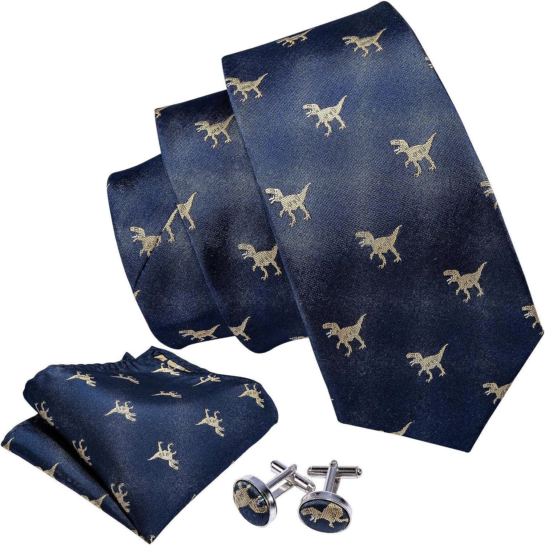 Barry.Wang Uomo Cravatte Pochette Gemelli Tie Set Cravatte Designer