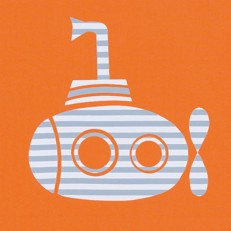 6 Monate L/ÄSSIG Baby Kinder Schwimmshirt Badeshirt Kurzarm UV-Schutz//Splash /& Fun Short Sleeve Rashguard Submarine