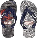Havaianas Top Spiderman, Infradito Unisex – Bambini