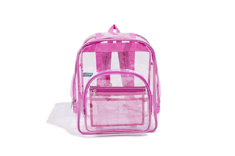 1d3e16b2897 Vs Pink Clear Mini Backpack- Fenix Toulouse Handball