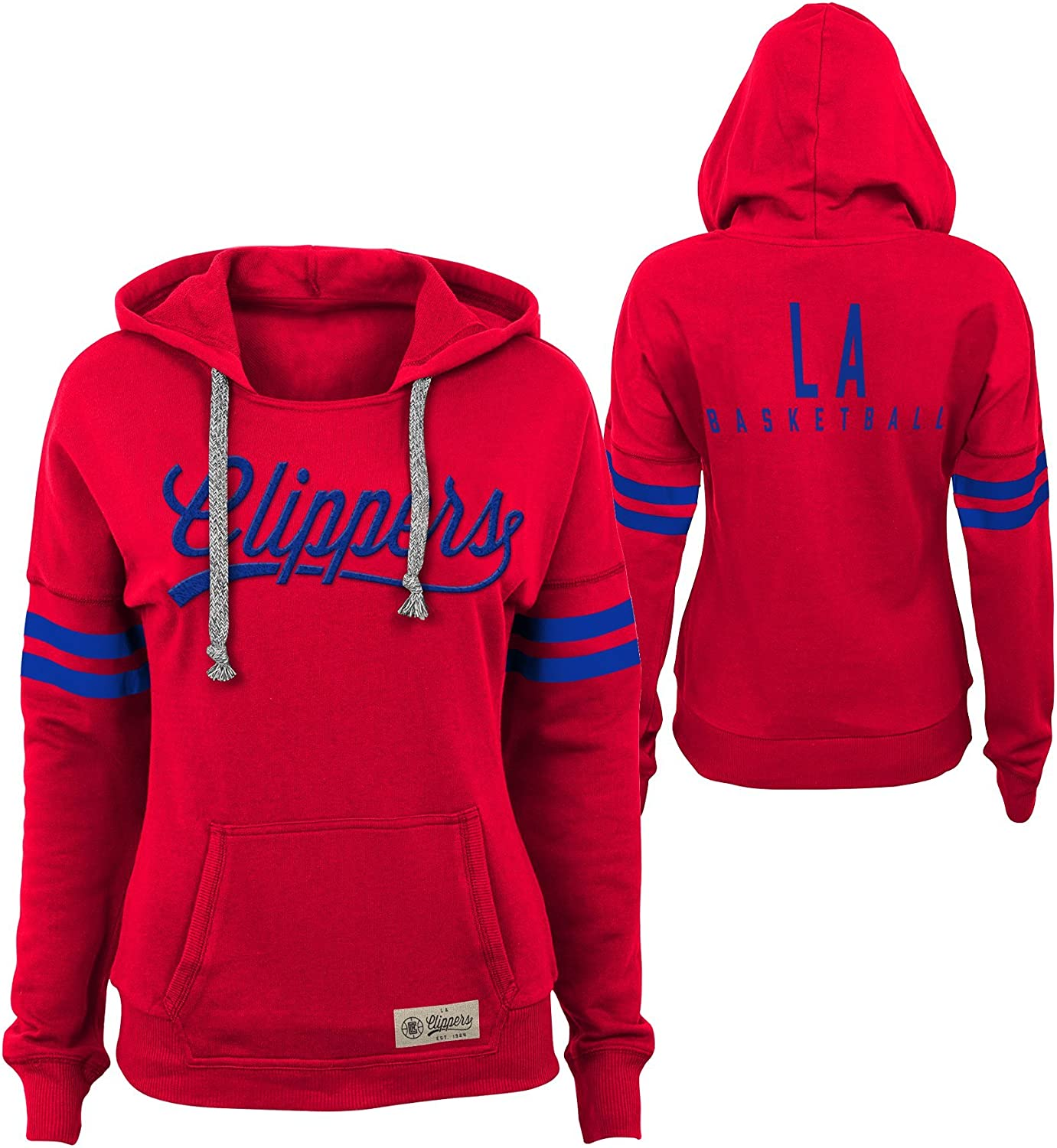 Outerstuff NBA Juniors Nba Junior Girls Varsity Pullover Hoodie