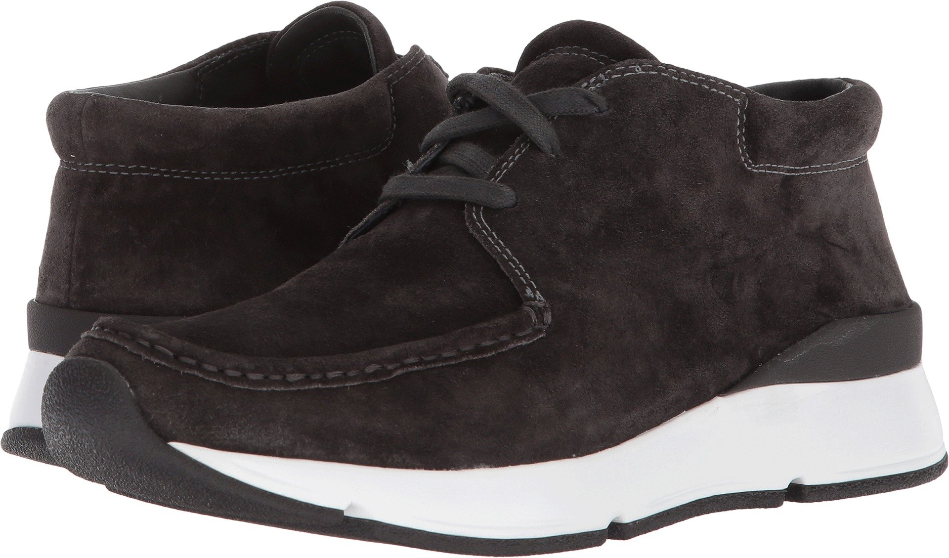 Vince Women's Toronto, Pewter Suede, 9 M US