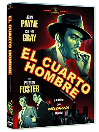 Amazon.com: El Cuarto Hombre (Import Movie) (European Format - Zone ...