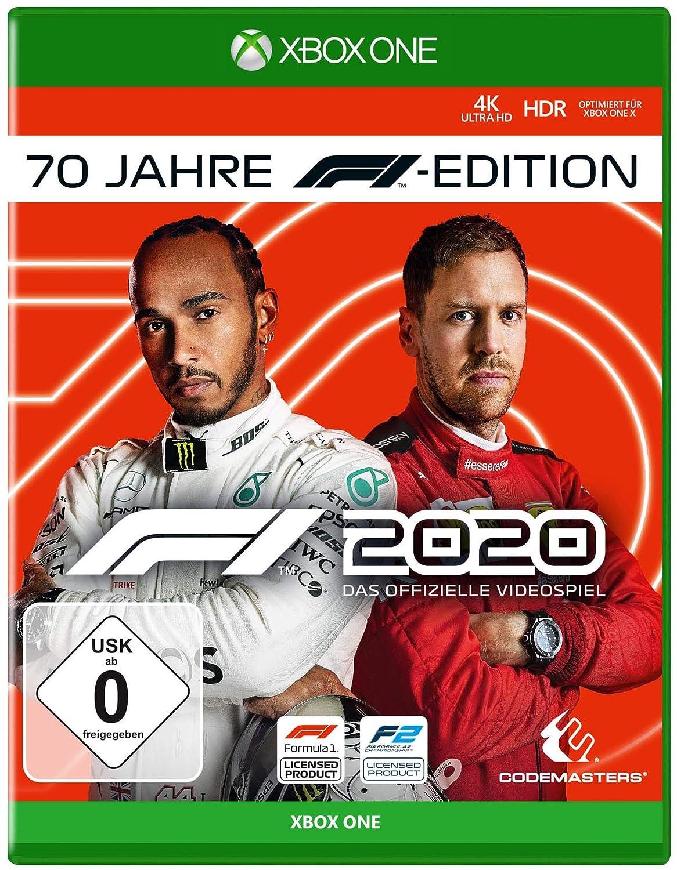F1 2020 - 70 Jahre F1-Edition
