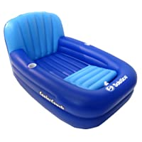 Deals on Solstice by Swimline Cooler Couch Inflatable Pool Lounger