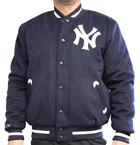 quite nice d7afc 8c6c5 Mitchell & Ness New York Yankees MLB in The Stands Premium ...