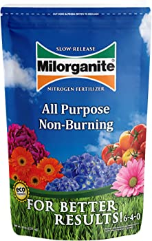 Milorganite Garden Care Organic Lawn Fertilizer