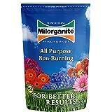 Milorganite 0605 Garden Care Organic Fertilizer, 5-Pound