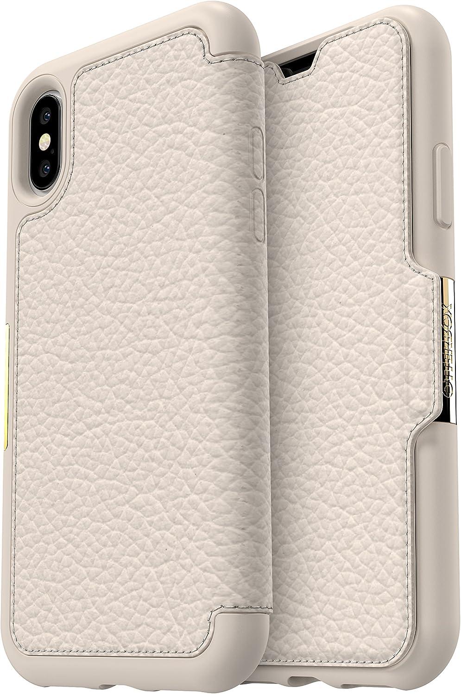 Buy online Guess Saffiano Flip Cover Case iPhone 6 Plus Beige