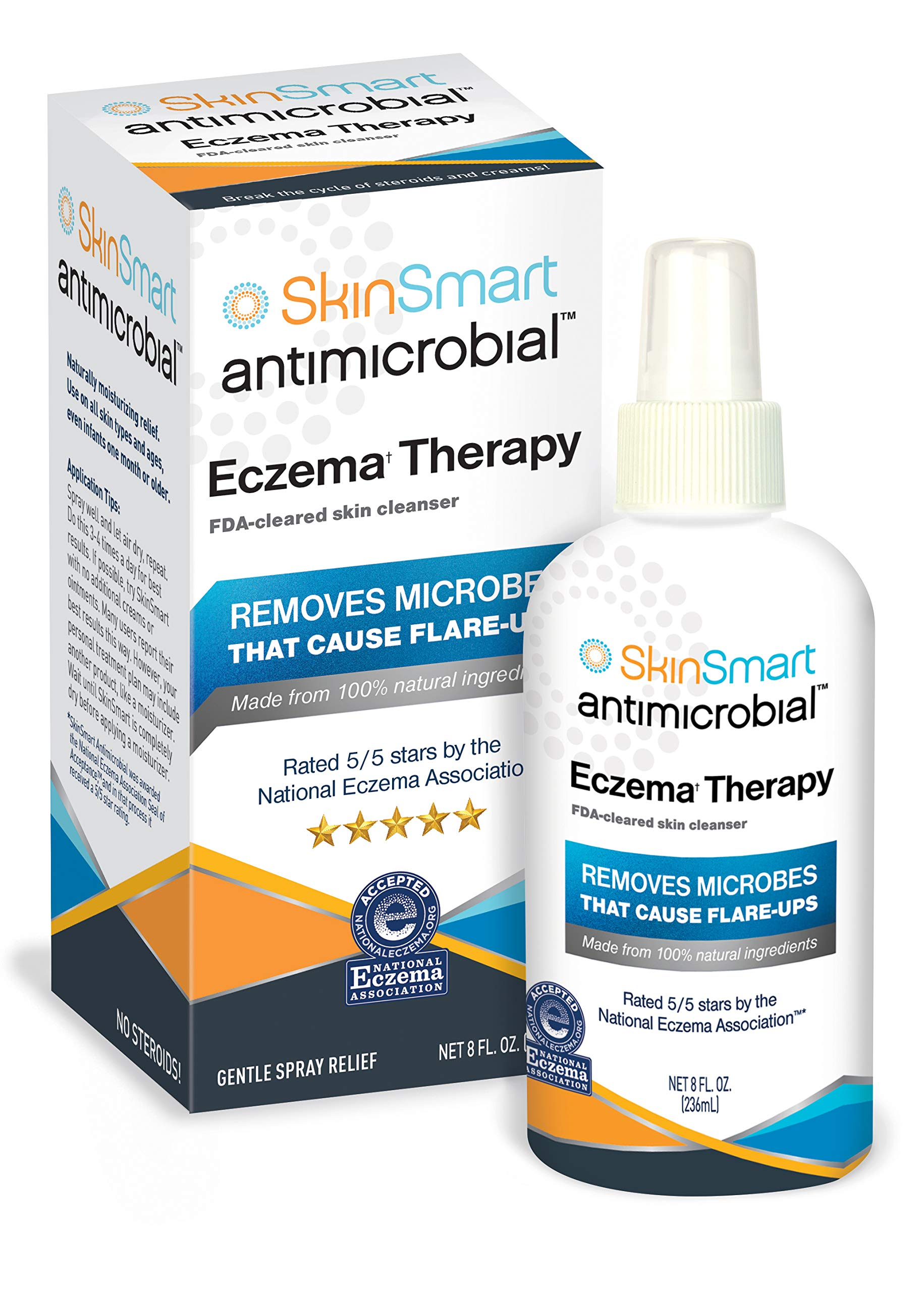 Amazon Com Skinsmart Antimicrobial Wound Therapy Safely