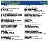 """SBS 8"""" Longboard & SUP Single Fin - Free No Tool"""