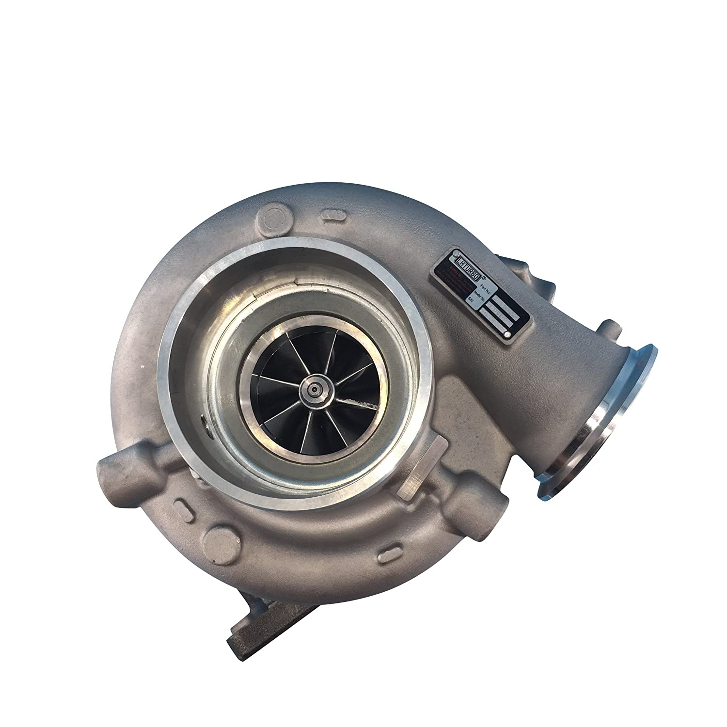 Amazon.com: New Turbo 4043225/2881994 Turbocharger for Cummins ISX (Turbo with billet compressor wheel): Automotive
