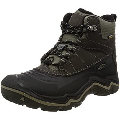 KEEN Men's Durand Polar Shell Boot | Hiking Shoes