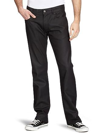 ESPRIT Collection Herren Jeans Regular Fit N34C16, Gr. 30 32, Schwarz ( 9af2457f06