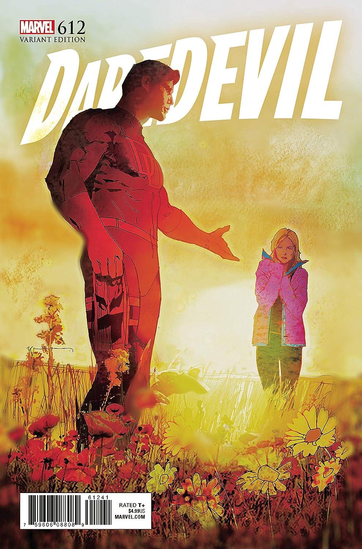 Daredevil #612 Teaser Variant (Marvel, 2018) NM