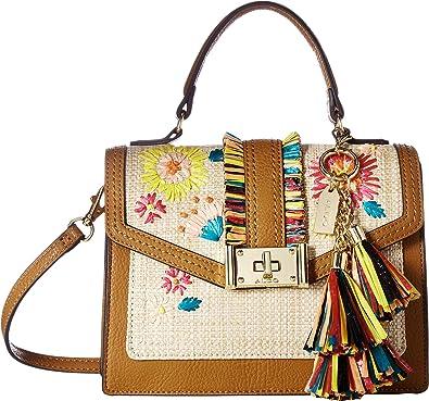 81e40ff4d8 ALDO Women s Oluniel Cognac One Size  Handbags  Amazon.com