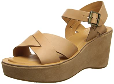 Kork-Ease Women's Kork-Ease 'Bette' Wedge Sandal 7Unwf