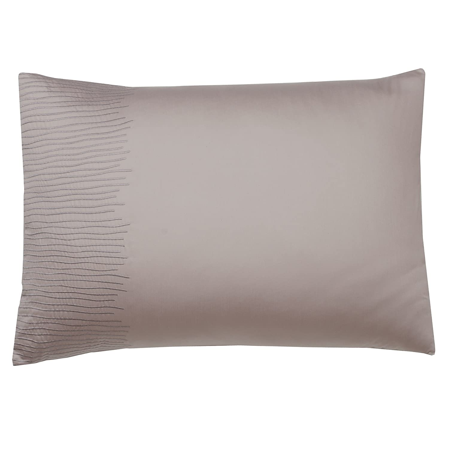 Portico 20 by 36-Inch Windswept Sham Sphinx Rose King