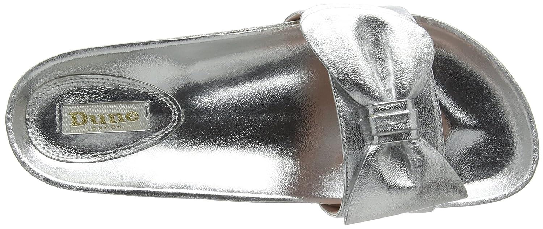 Dune Fenela Damen Fenela Dune Zehentrenner, Silber (Silver Silver) 39f622