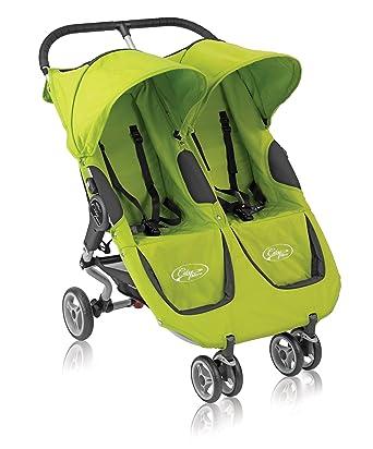 Amazon Com Baby Jogger City Micro Double Stroller Kiwi