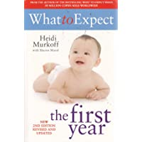 What To Expect The First Year by Heidi Murkoff - Paperback