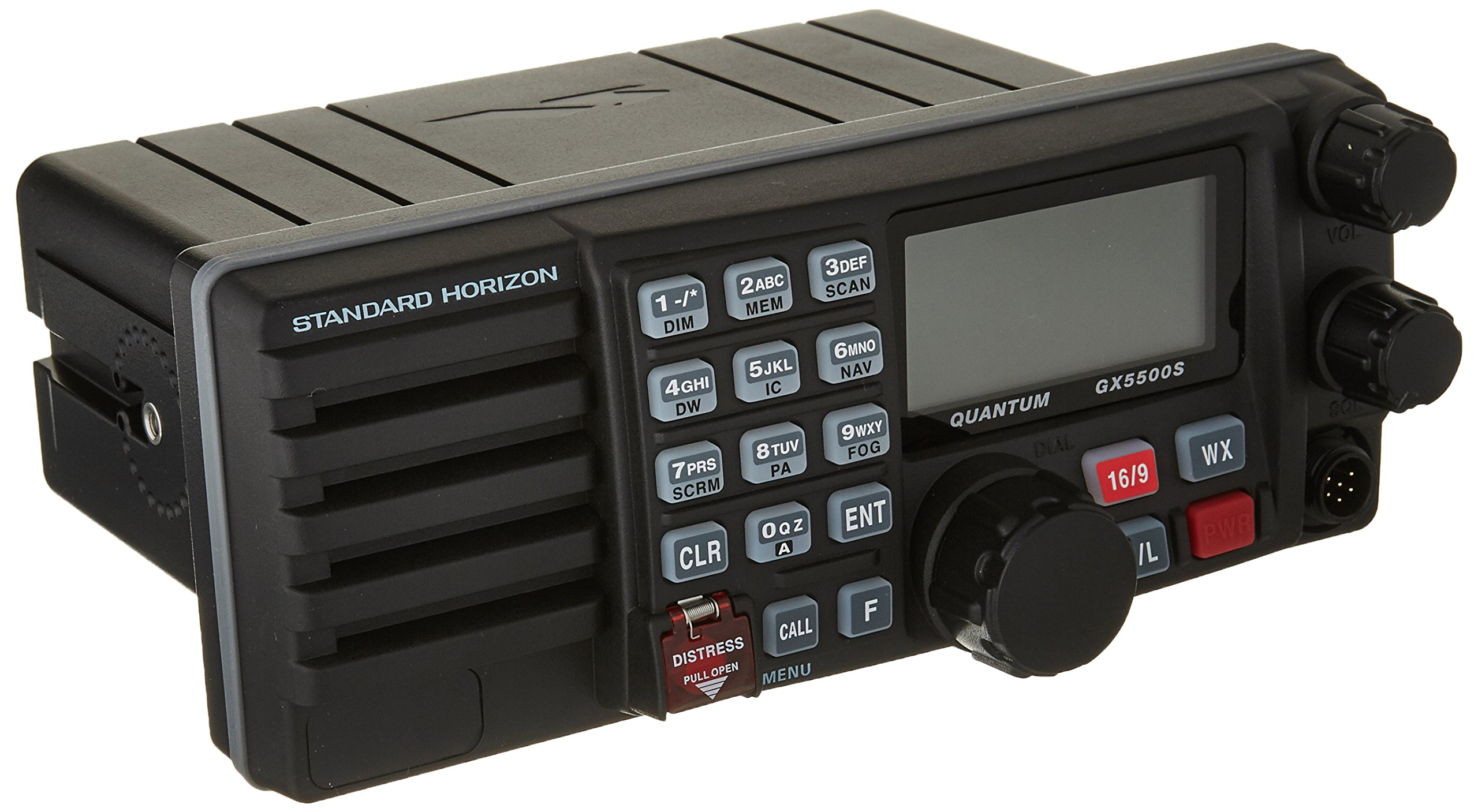 Standard Horizon GX5500S Standard Quantum VHF with Alphanumeric Keypad by Standard Horizon (Image #1)