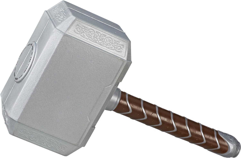 Avengers Martillo - De Combate Thor (Hasbro, B0445EUC): Amazon.es: Juguetes y juegos