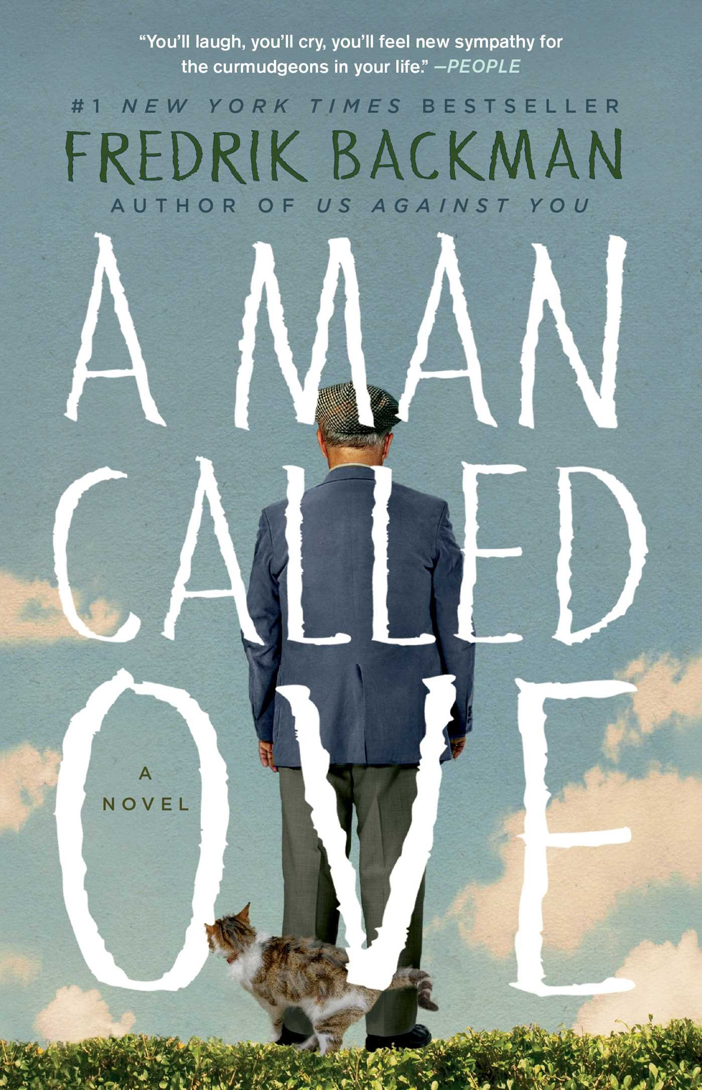 Amazon.com: A Man Called Ove: A Novel (9781476738024): Backman ...