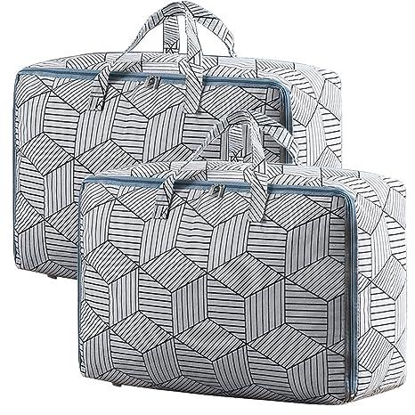 Amazon.com: Harmony Life Pack de 2 bolsas de almacenamiento ...