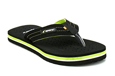 faeb41fea Sparx Men SFG-517 Flip Flops  Buy Online at Low Prices in India - Amazon.in