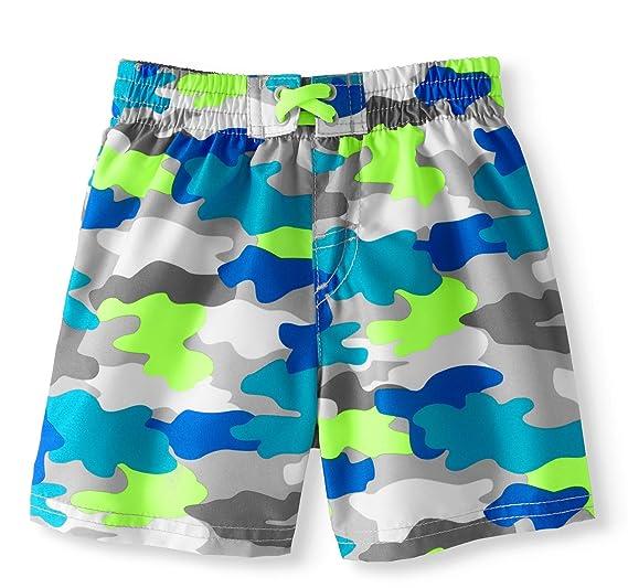 d9e1887bb1162 Amazon.com: Healthtex Baby Boys Camo Swim Trunks: Clothing