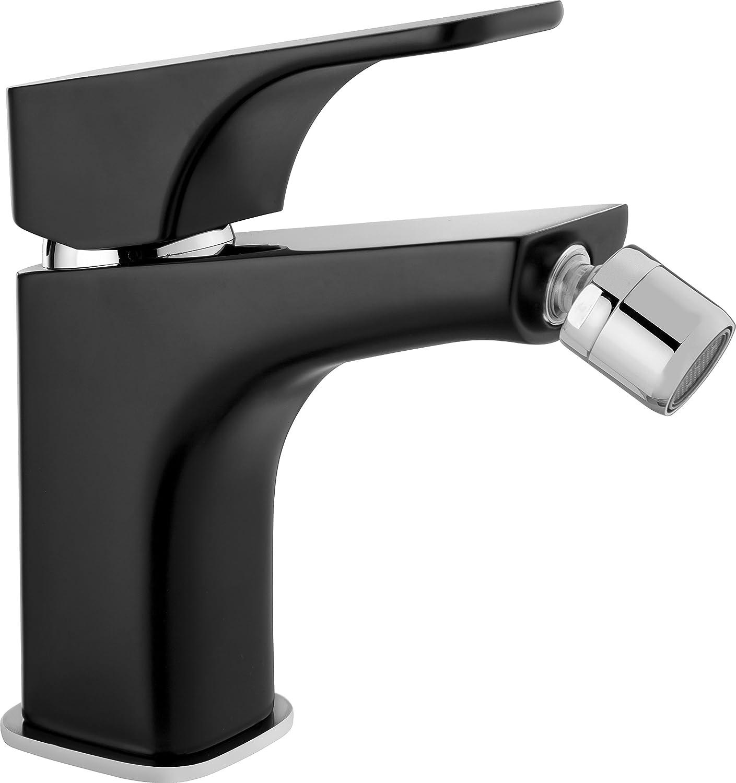 'Deante HIACYNT Noir robinet mitigeur bidet mitigeur robinet robinetterie anemon Mitigeur monocommande Luxe Mall