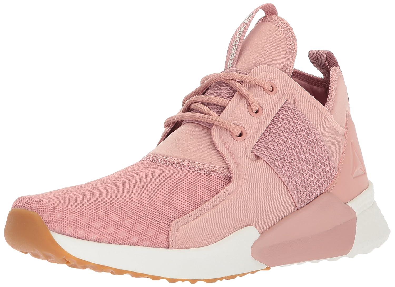 Reebok Women's Guresu 1.0 Running Shoe B071FJKWYF 6 B(M) US|Chalk Pink/Urban Maroon/Chalk