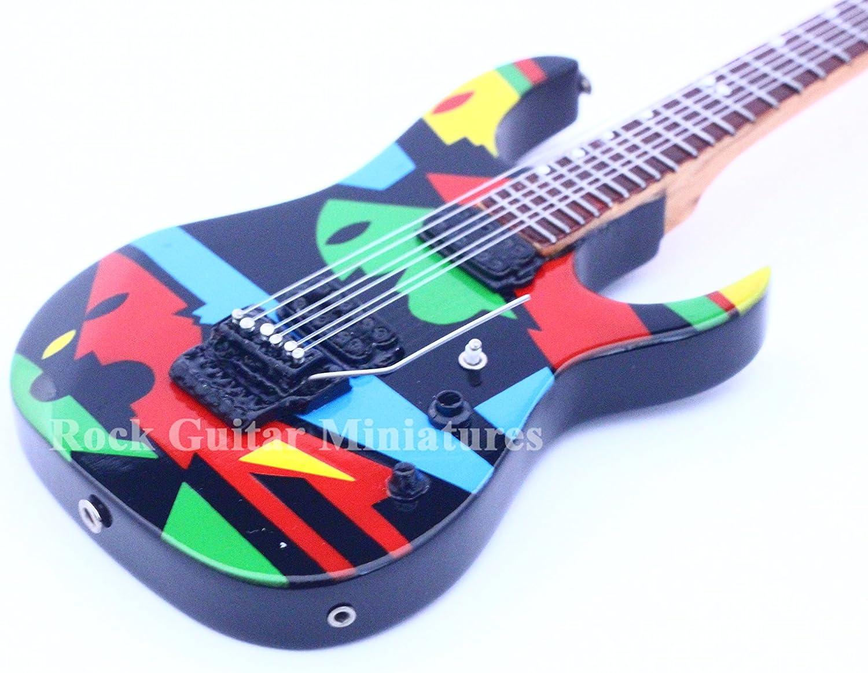 RGM166 John Petrucci Cubist Picasso-designed Guitarra en miñatura ...