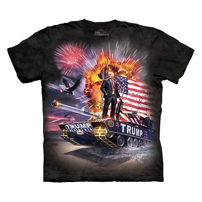 79109a3e9bb9e The Mountain Men s the Epic Trump Adult T-Shirt