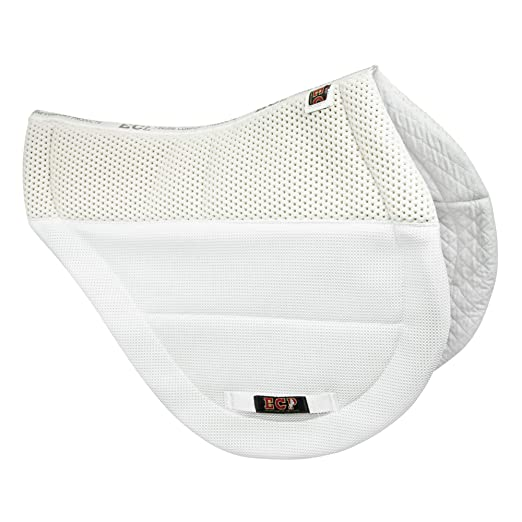 ECP Grip Tech Eventing Pad - White