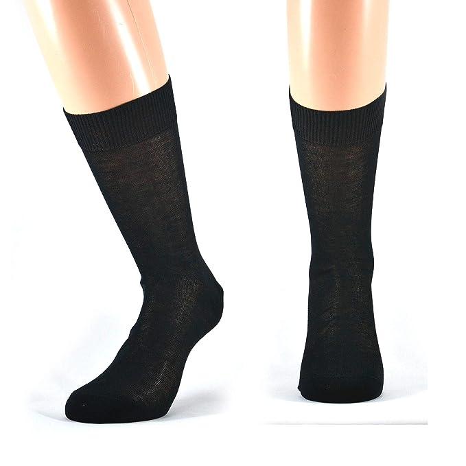 vende negozio outlet nuovi speciali albatros, 6 paia di calze uomo in 100% Cotone Filo di Scozia ...