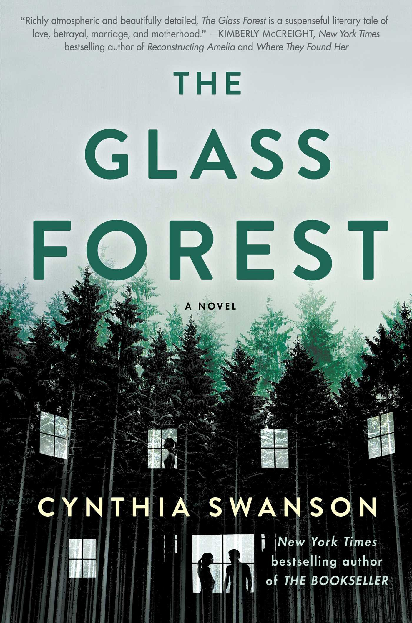Read Online The Glass Forest: A Novel pdf