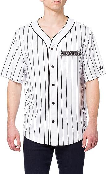 Build Your Brand Shirt Starter Baseball Jersey Camisa de ...