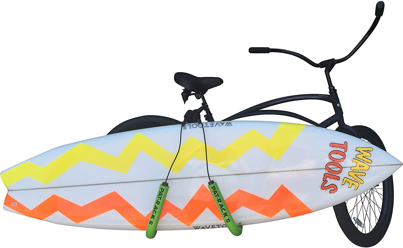 5. COR Surf Surfboard Bike Rack for Shortboards