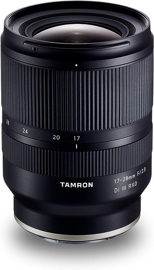 Tamron 17 28 Mm F 2 8 Di Iii Rxd Für Sony E Mount Kamera