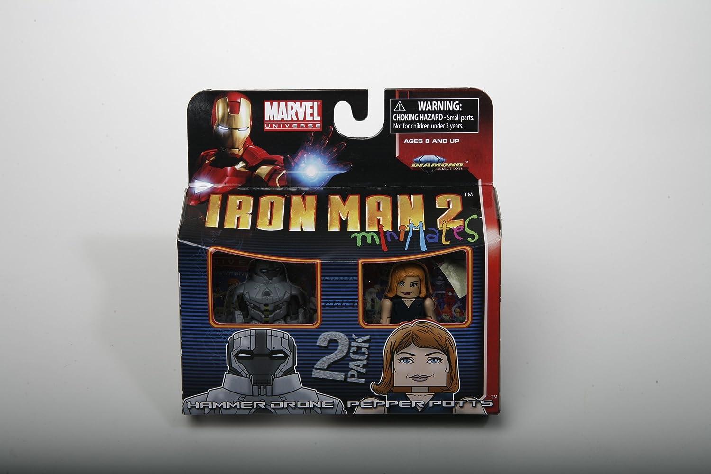 Marvel Minimates Series 35 Iron Man 2 Movie Pepper Potts