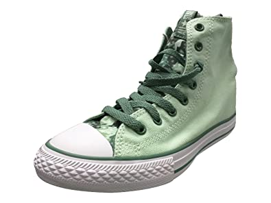 e23236a0f6a Converse Girl s Chuck Taylor Slip It Hi Mint Julep (11 Little Kid ...