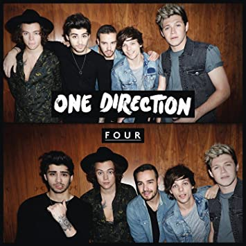 One direction four amazon music four stopboris Image collections