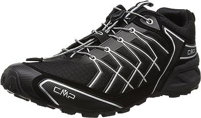 CMP - Super X, Zapatillas de Running para Asfalto Hombre, Negro ...