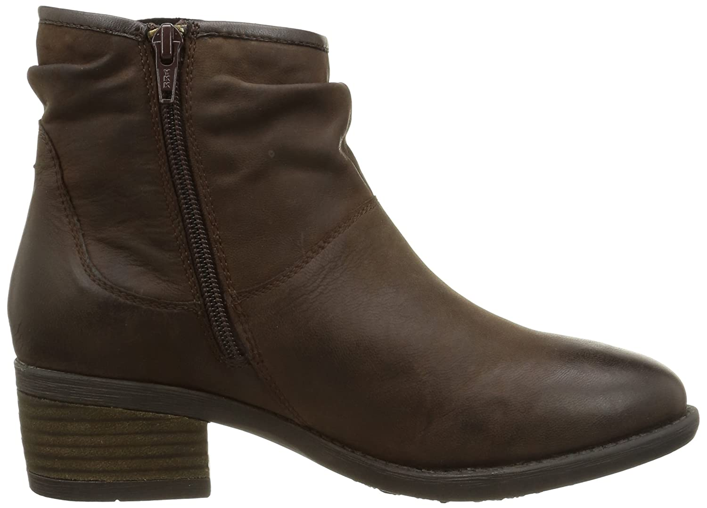 6d95bd377406 PMS SPM Bulgari, Boots Femme - Marron (Dark Brown), 40 EU  Amazon.fr   Chaussures et Sacs