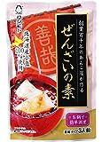 橋本食糧工業 ぜんざいの素 270g ×6個