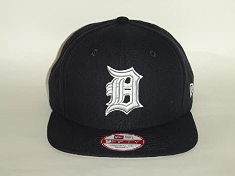 026fed84d38 Image Unavailable. Image not available for. Color  New Era 9Fifty MLB  Detroit Tigers Team logo Snapback Cap NewEra
