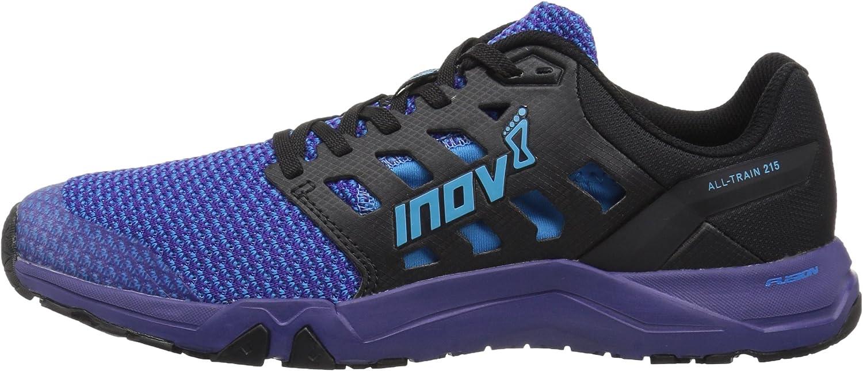 Inov8 All Train 215 Knit (W), Entrenamiento Cruzado para Mujer: Amazon.es: Zapatos y complementos