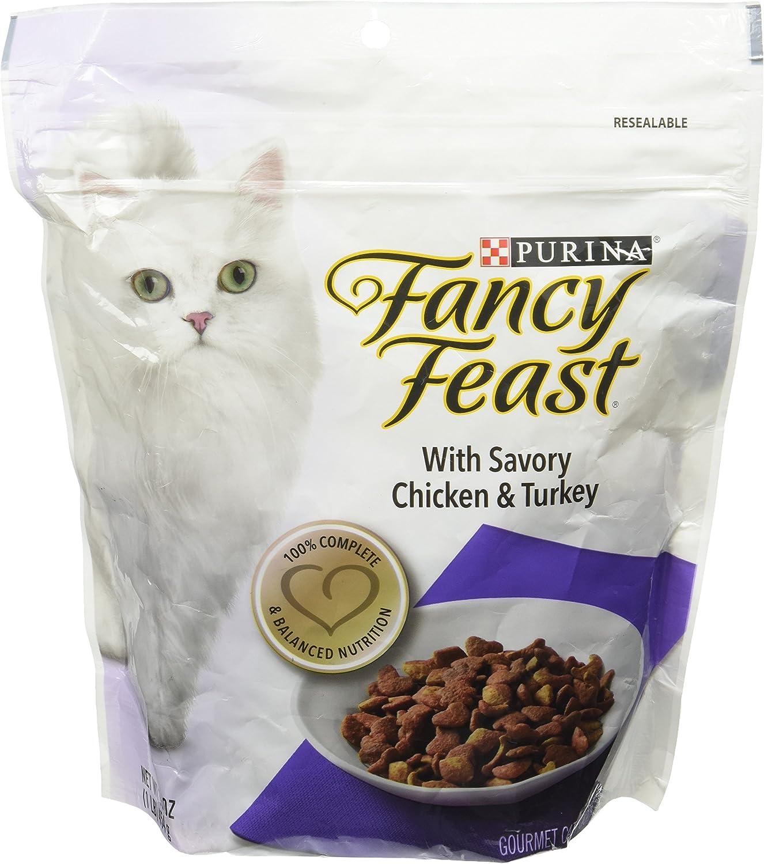 Fancy Feast Gourmet - Savory Chicken and Turkey Formula - 1 Lb
